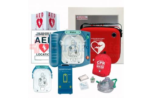 Philips HeartStart OnSite AED Boating Value Package