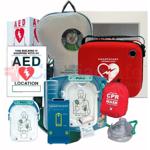 https://cardiaclife net/philips-heartstart-fr3-aed-arena-value-package