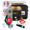 Physio-Control LIFEPAK CR Plus AED Life Corporation Emergency Oxygen Value Package
