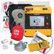 Physio-Control LIFEPAK 1000 AED Life Corporation Emergency Oxygen Value Package