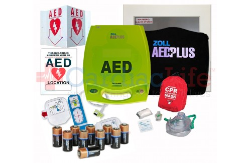 ZOLL AED Plus Boating AED Value Package
