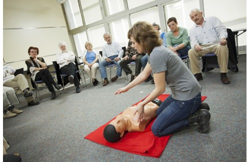 CPR/AED Training at Your Location Nationwide Availability