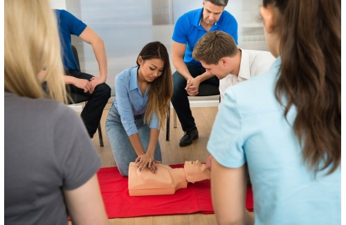 AED/CPR Certification Training Rochester NY