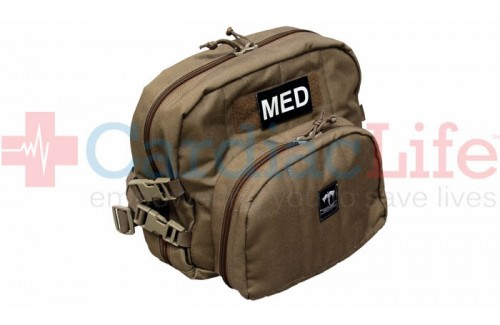 Tactical Medical Solutions TACMED Patrol Aid Bag - Bag Only