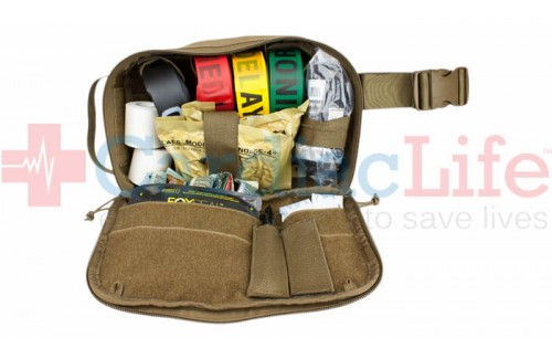 Tactical Medical Solutions TACMED Warm Zone Bag - Stocked Kit