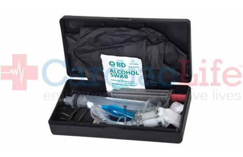 Tactical Medical Solutions TACMED Surgical Airway Kit - Hardcase