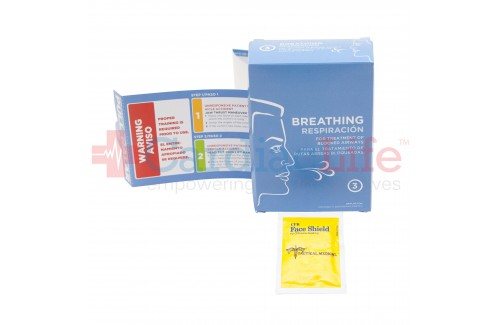 Tramedic Breathing Kit