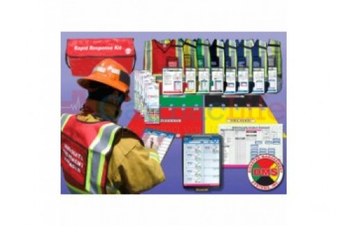 DMS-50002 Rapid Response Kit for Larger MCIs - 13 Position