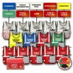DMS-05303 EOC Flag & Vest Kit for Small Towns and Private Industry