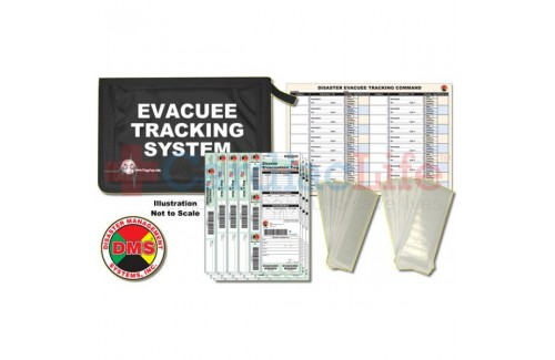 DMS-05567 Evacuee Tracking Kit