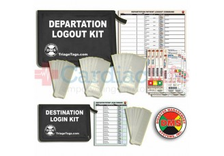 DMS-05719 Hospital Evacuation Kit, Pre-Barcoded System