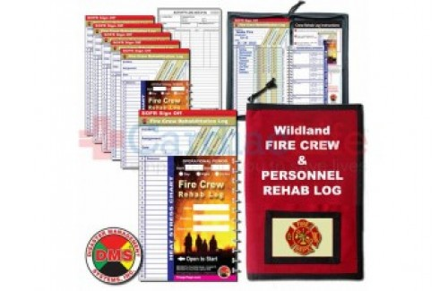 DMS-05845 Wildland Fire Crew & Personnel REHAB Log System