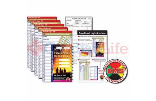 DMS-05846 REHAB Log Book Refill Packs