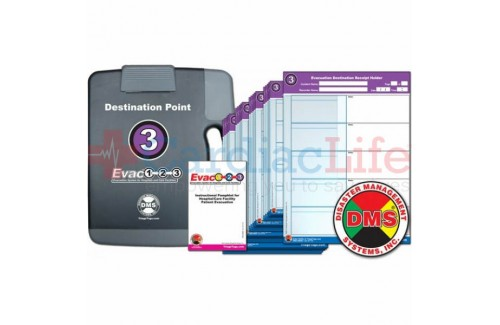 DMS-05861 Evac123® Destination 3 Package