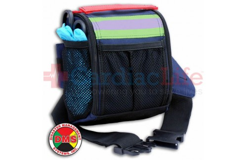 DMS-05895 MCI Optimized Compact Triage Ribbon Bag Kit