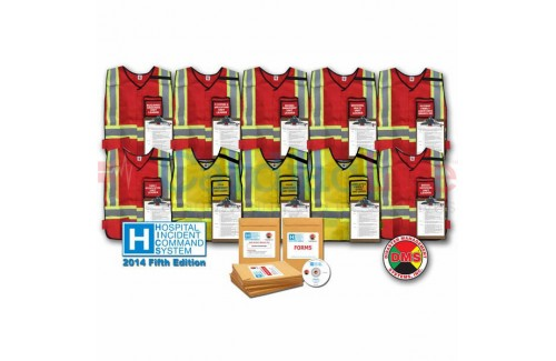 DMS-05942 HICS 2014 Vest Compliance Upgrade for HICS IV 78 Position Kit