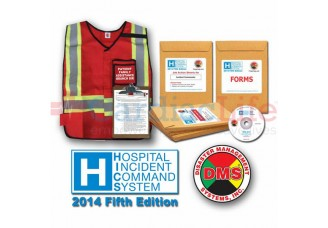 DMS-05943 HICS 2014 Vest Compliance Upgrade for HICS IV 25 Position Kit