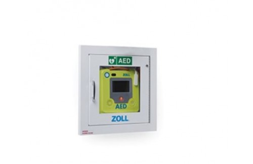 Zoll AED 3 Fully Recessed Wall Cabinet