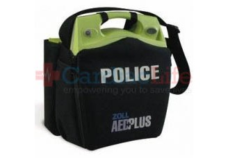 ZOLL AED Plus Police Replacement Soft Carry Case