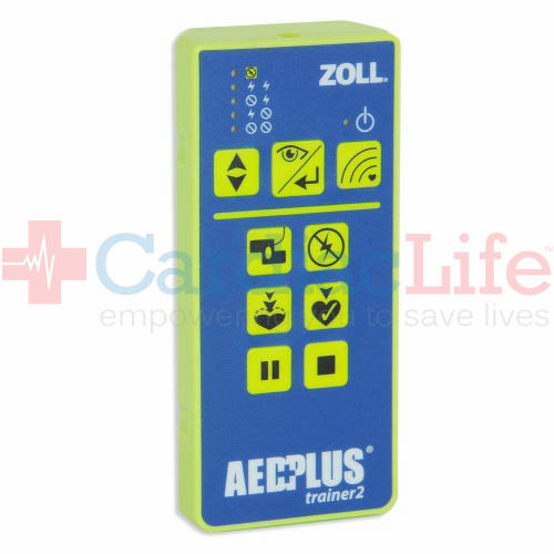ZOLL AED Plus Trainer 2 Wireless Remote Control | Cardiac Life