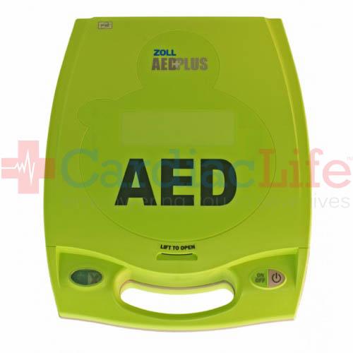 ZOLL AED Plus | Cardiac Life