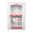 Combination Alarmed Wall Cabinet for AED and Rescue System