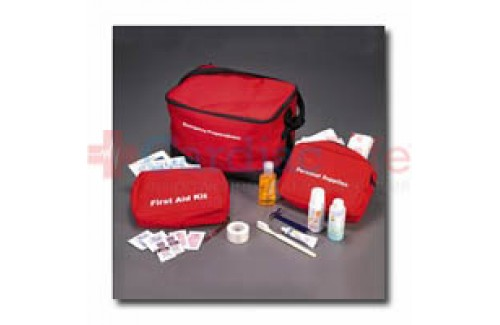 Disaster Relief & Preparedness Deluxe First Aid Kit