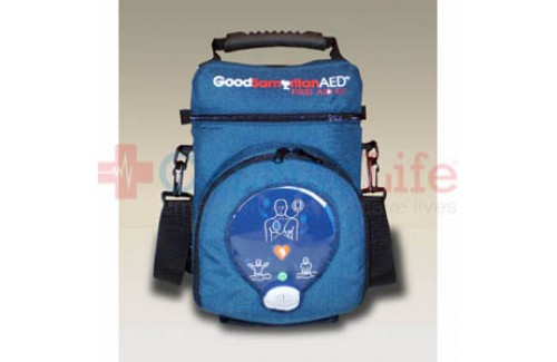 HeartSine samaritan PAD 350P First Aid Backpack (Good Samaritan)