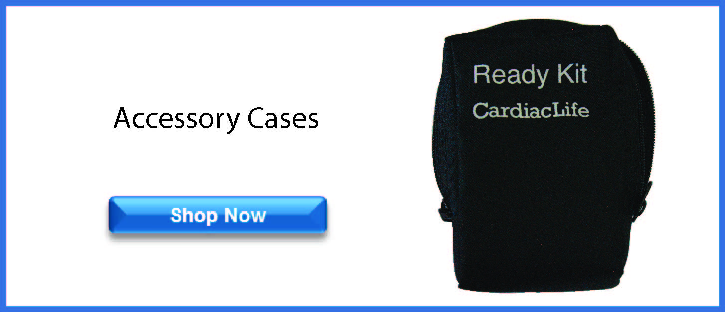AED Accessory Carry Case