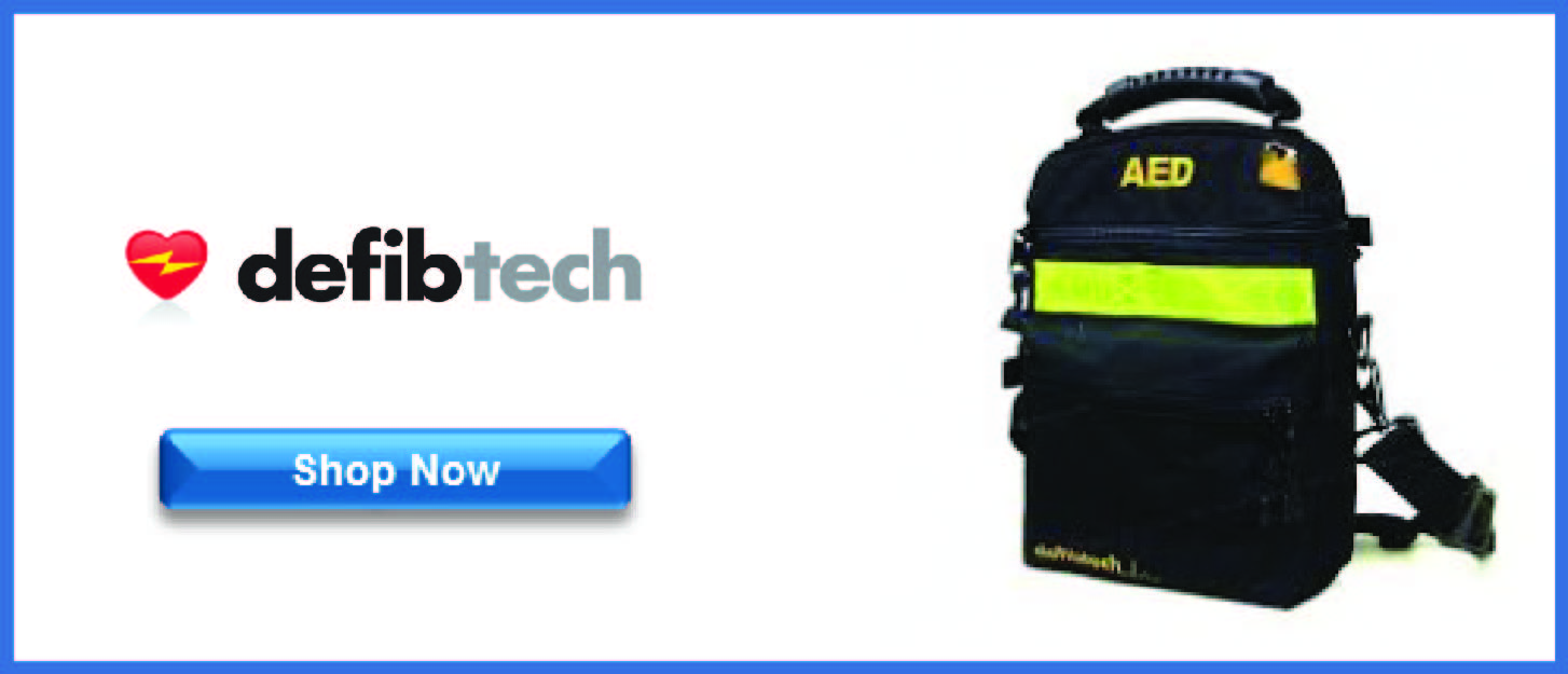 defibtech aed carry case