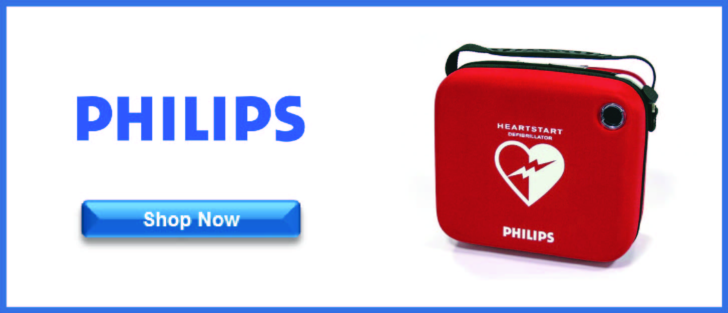 philips aed carry case