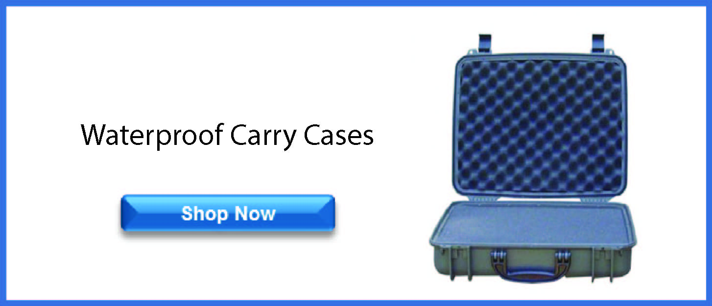 Waterproof AED Carry Case