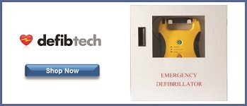 defibtech aed cabinet