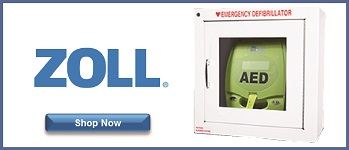 zoll aed cabinet