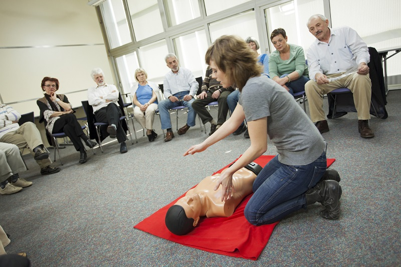 Onsite CPR Training