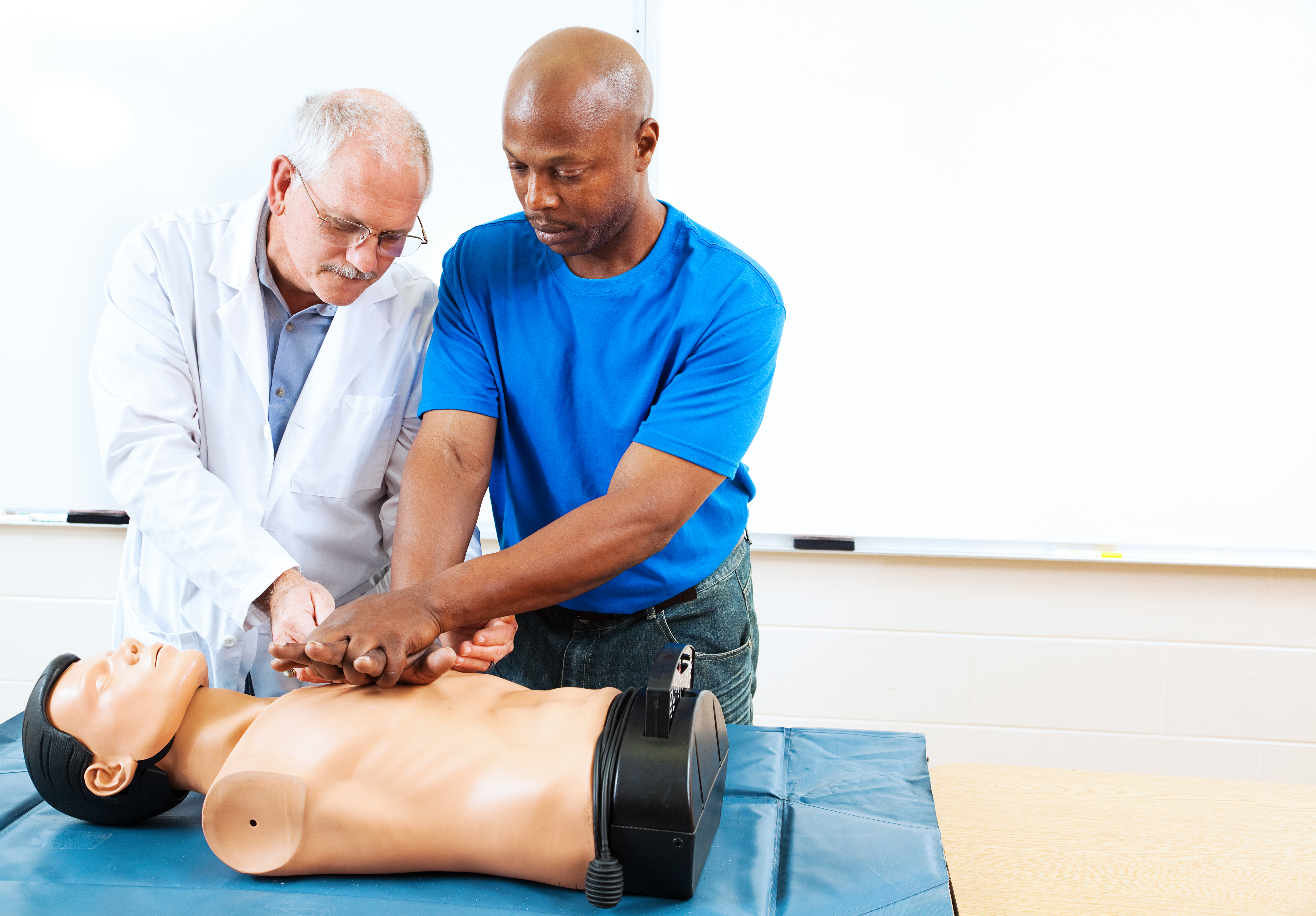Become a cpr instructor instructor training cardiac life cpr instructor 1betcityfo Images